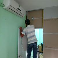 Lắp Đặt Vách Ngăn Phòng Thạch Cao Quận Tân Phú TPHCM